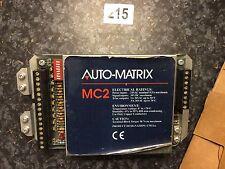 American Auto-Matrix Mc2 Unitary Controller UM11ce HVAC BMS #215