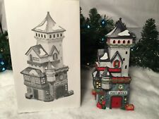 NEW DEPARTMENT 56 DICKENS VILLAGE SERIES POST OFFICE #56235 BUILDING