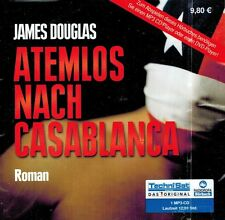 HÖRBUCH-MP3-CD NEU/OVP - Atemlos nach Casablanca von James Douglas