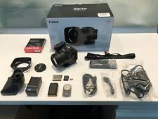 Canon XC10 4K Professional Camcorder - Excellent condition, with extras!