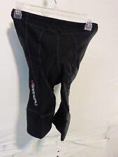 Louis garneau Fit Sensor 2 Men's Cycling Shorts XS Black Retail $79.99