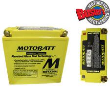 Buell S3 T Thunderbolt 2000 CB16-B 12N16-4B Motobatt Motorcycle Battery Upgrade