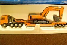 SIKU Super 1847 Heavy Haulage Transporter with Flat-Bed Trailer 7 (15)