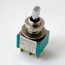 DPDT CO momentary toggle Western Electric  KS-19963 L37 made by JBT - US made
