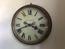 A Very Rare Bulle Electric Wall Clock in Good Working Order