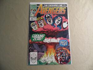 Avengers #323 (Marvel 1990) Free Domestic Shipping