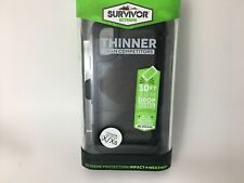 """Griffin Survivor Extreme Case for Apple iPhone X and XS 5.8"""" - Black"""
