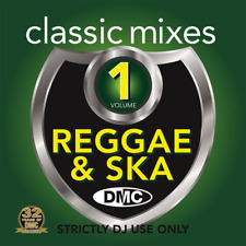 DMC Classic Mixes Reggae & SKA Mixed Music CD 70s 80s ft Bob Marley Megamixes