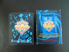 Doctor Who Collectable Trading Card Game Starter Deck - 60 Cards