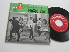 "TEENAGER MUSIC BOX Erwin Lehn  7"" POP SCHLAGER E  Vinyl:MINT Cover:excellent TOP"