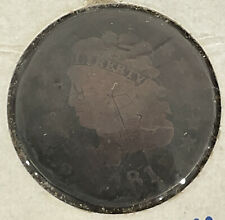 1811 Classic Head Half Cent United States Coin