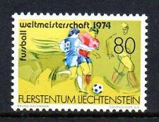 LIECHTENSTEIN MNH 1974 SG593 WORLD CUP FOOTBALL - WEST GERMANY
