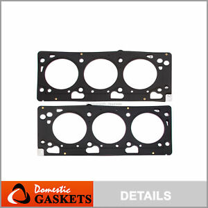 Fits 99-09 Chrysler Dodge Plymouth 3.5L SOHC MLS Left andRight Head Gaskets