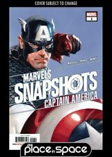 CAPTAIN AMERICA: MARVELS SNAPSHOT #1A (WK26)