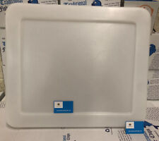 More details for fish and chip shop lid for 36 gallon chip barrel tank on wheels drywite x540l