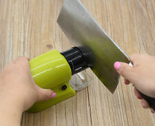 UK CHEAP Electric Ceramic Knife Sharpeners Sharpening Polishing Stone Tools NEW
