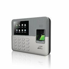 Zkteco Biometric Fingerprint Time Attendance Clock Checking In Recorder