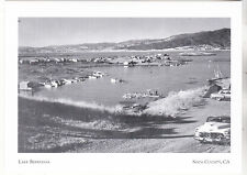 "*Postcard-""Lake Berryessa"" (Camping*Restaurants*Marinas) Napa County CA. (A72-2)"