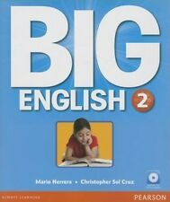 Big English 2 Assessment Package With Audio Textbook