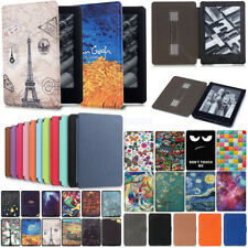 """For Amazon Kindle 2019 10th Gen 6"""" 658 Flip Leather Slim Smart Case Stand Cover"""