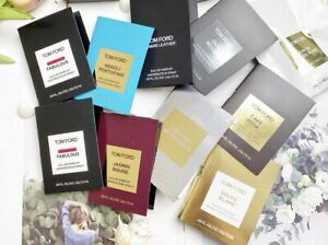 Tom Ford Perfume Sample Vials Sold Individually Choose Your Scent