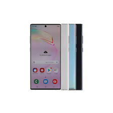 Samsung Galaxy Note 10+ DUAL/n975f/256gb/GLOW BLACK WHITE/usato