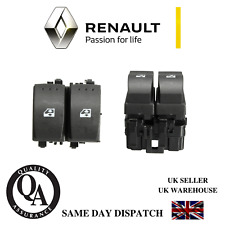 RENAULT CLIO/ ESPACE/ MEGANE MK2 [1998-2014] Electric Window Switch