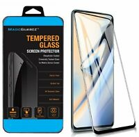For OnePlus 7 Pro 5G /7t Pro/MaLaren Full Cover Tempered Glass Screen Protector