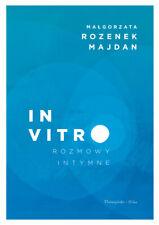 In vitro. Rozmowy intymne - POLISH BOOK - POLSKA KSIĄŻKA NOWA