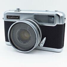 Yashica Half 17 Rapid Analog Compact Camera 1964
