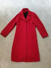 Details about AUSTIN REED LADIES COAT SIZE 14 RED