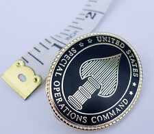 US SPECIAL OPERATIONS COMMAND BADGE PIN USSOCOM INSIGNIA MILITARY BADGE-211