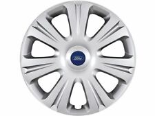 "Genuine Ford Focus (01/11 - 10/14) 16"" Wheel Trims - Set of Four  (1704581)"