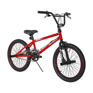 Dynacraft 20 Inch Air Zone Badlands Bicycle with Front and Back Pegs