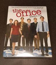 The Office: Season Six (DVD, 2010, 5-Disc Set) 6 Steve Carell tv show series NEW