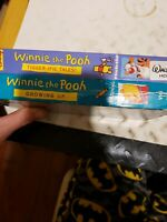 Winnie The Pooh Learning Vhs Tapes Bundle Growing Up And Tigger-ific Tales