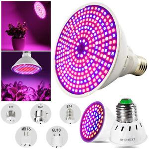 LED E26 / E27 E14 MR16 GU10 B22 Ampoule de Plante Lampe de Croissance Culture