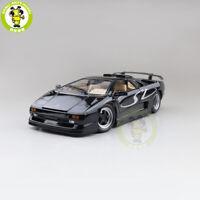 1/18 Lamborghini Diablo SV Maisto 31844 Diecast Model Car Toys Boys Gifts Black