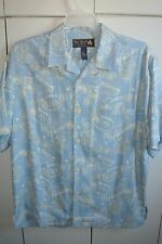 Nat Nast Mens Med On the Sunny Side of the Street 2008 Silk on Blue/Mint