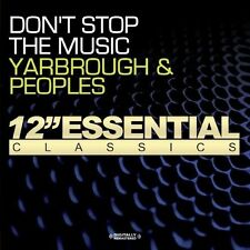Don't Stop The Music - Yarbrough & Peoples (2013, CD NEUF)
