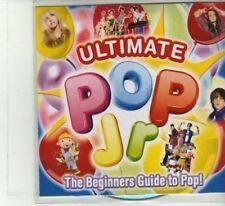 (DF122) Ultimate Pop Jr, 21 tracks, Various Artists - DJ CD