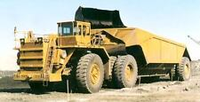 1982 Wabco Haulpak Dump Truck Photo Poster zc4575-Jhnphl