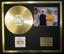 QUEEN A NIGHT PHOTO / PIC CD GOLD DISC RECORD FREE P+P
