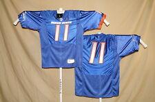 BOISE STATE BRONCOS Nike #11 sewn #s FOOTBALL JERSEY Medium NWT $75 retail