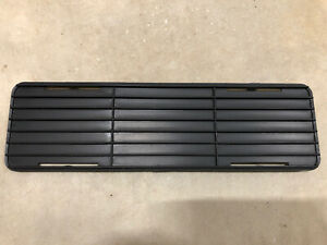 Mk1 Vw Rabbit Front Apron Grill Grille GTI Pickup Caddy Convertible Cabriolet 8v
