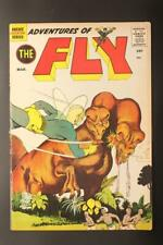 Adventures of the Fly # 11 - HIGHER GRADE - ARCHIE Comics