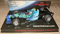 1:43 R BARRICHELLO - Honda RA107, 2007, myearthdreams - F1 Minichamps