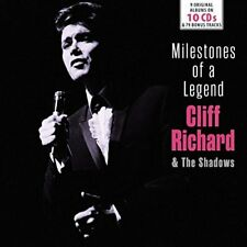 Cliff Richard and The Shadows - Milestones of a Legend [CD]