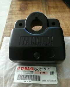 OEM Genuine Yamaha Banshee Protector Handlebar, Switch Cover