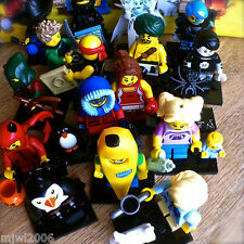 LEGO 71013 Minifigures SERIES 16 COMPLETE SET FACTORY-SEALED Minifigs lot bundle